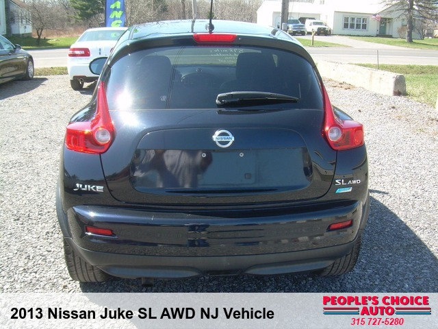 2013 Nissan Juke SL AWD NJ Vehicle